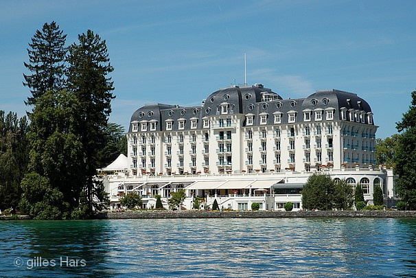 Casino l'imperial palace annecy