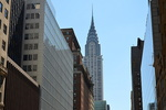 Le Chrysler Building, Manhattan, New-York.