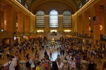 Grand Central Station, Manhattan, New-York.