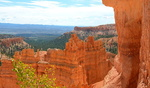 Parc national de Bryce Canyon, Hoodoos.
