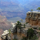 Bright Angel Point, Grand Canyon, Arizona.
