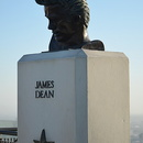 Hommage à James Dean, observatoire Griffith.