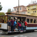 Hyde Street, le Cable Car, San Francisco.