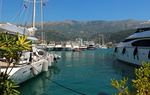 Port de plaisance, Budva.