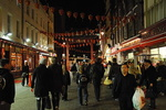 Londres, Chinatown.