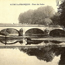 Pont des Indes, Vitry-le-François