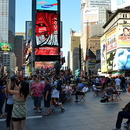 Times Square, Manhattan, New York.