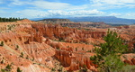 Le parc national de Bryce Canyon, Utah.