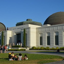 L'observatoire Griffith, Los Angeles.