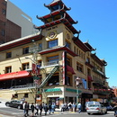 Chinatown, San Francisco.