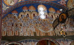 Peintures murales, église orthodoxe de Bar.